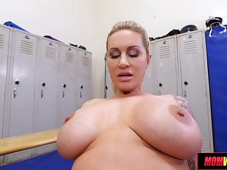 Found a Thick MILF in the..