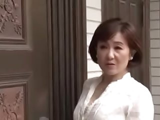 Japanese mom fucked son in..