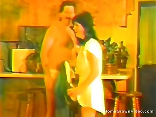 Vintage homemade fuck flick..