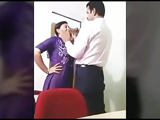 indian office staff sex..