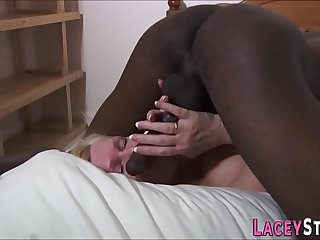 Lacey Star fucked silly by a..