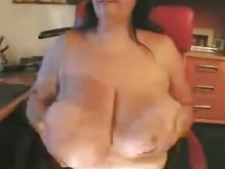 Hug On Webcam 5  BBW fat..