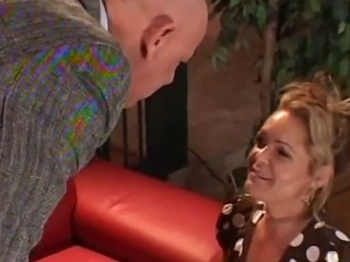 Cock hungry mother fucked on..