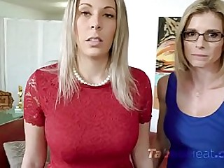Mind Controlled Step Mom -..
