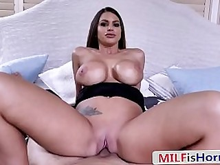 Horny Bitch Of a Step Mom..