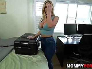 Milf mom with big tits and..